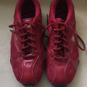 Red Marc Ecko  Sneakers
